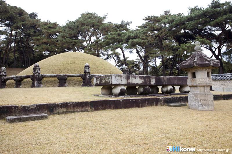 朝鮮王陵の画像 p1_30